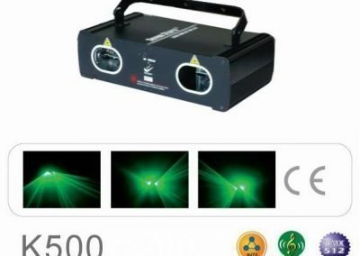 Laser K500 Lighting