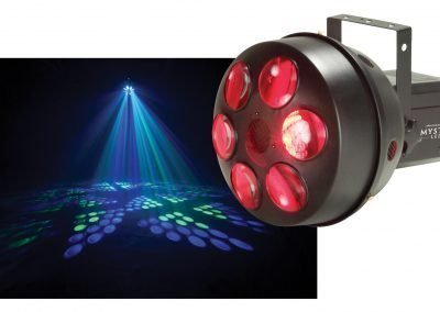 American DJ Mystic Led Lighting